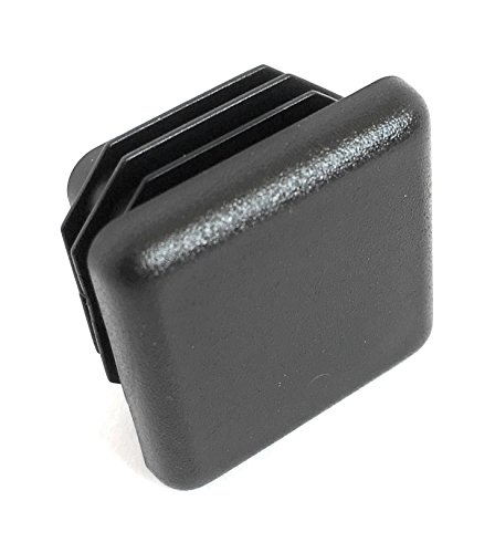 (100 Pack) (14-20 GA) Square Plastic Polyethylene Plug 1''x 1'' by Brewdogsupplies (Image #7)