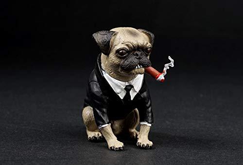 FidgetGear 1/6 Soldier Model Accessories,Bulldog, Pug ,Dog from FidgetGear
