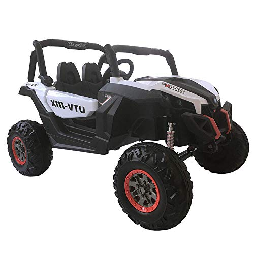 Dporticus 12V Cool Kids Electric Off Road Vehicle Ride On Dr