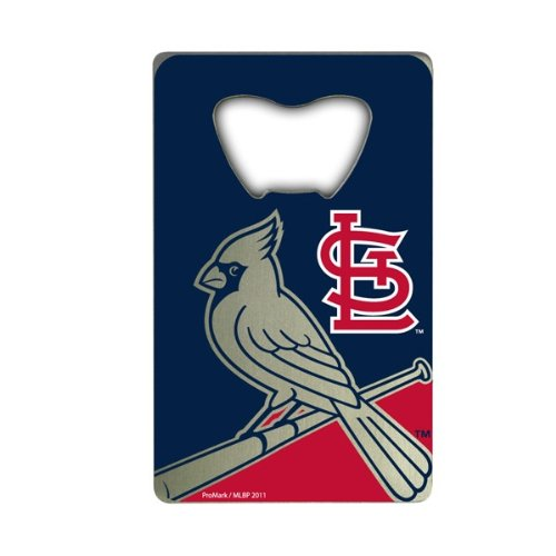 MLB St. Louis Cardinals Credit Card Style Bottle Opener