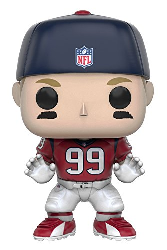 Funko POP NFL: Wave 3 – JJ Watt Action Figure – DiZiSports Store