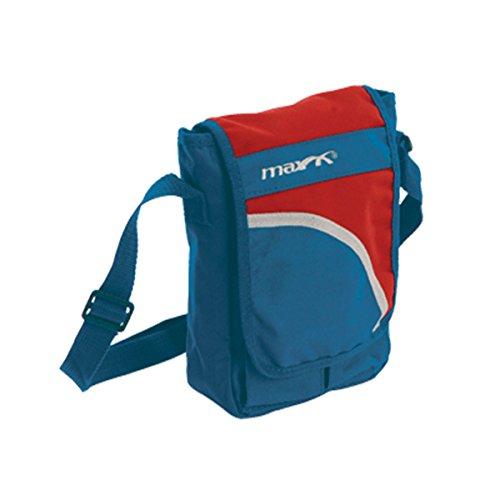 Max Tasche Sambia Royal Rot Weiß Sport Basic Taschen