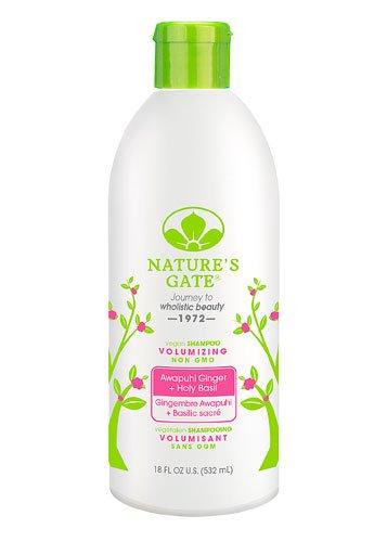 zing Shampoo Awapuhi with Holy Basil For Oily Hair, 18 fl oz, 2pc ()