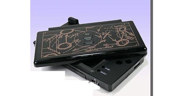 SATKIT Carcasa Recambio para Nintendo DS Lite (FUTBOL ...