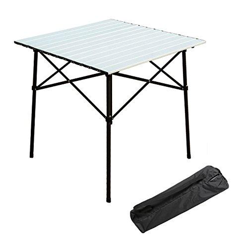 (PORTAL Lightweight Portable Tall Tripod Stool Heavy Duty Folding Slacker Chair for Outdoor Camping Mountaineering)