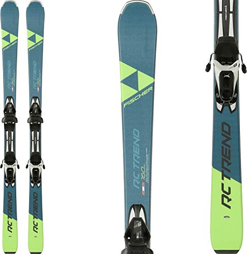 Fischer RC Trend FP9 Skis w/RS 9 SLR Bindings Mens