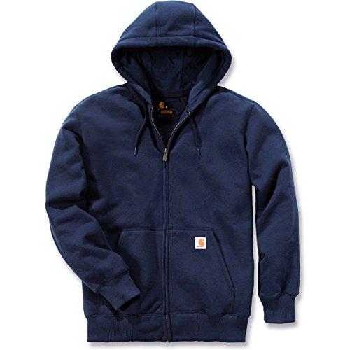 Carhartt Heavyweight Hooded Zip Sweatshirt - Carhartt Men's Rain Defender Paxton Heavyweight Hooded Zip Front Sweatshirt