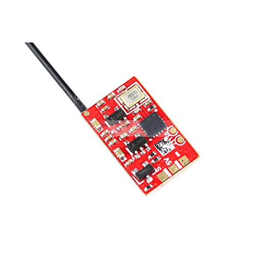 Wikiwand LDARC ET125 V2 5.8G Brushless OSD AC900 RX Cam Mini FPV RC Racing Drone PNP by Wikiwand (Image #1)