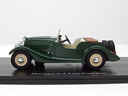 Morgan 4-4 Flat Radiator S1 RHD 1936 gr/ün Modellauto 1:43 Neo Scale Models
