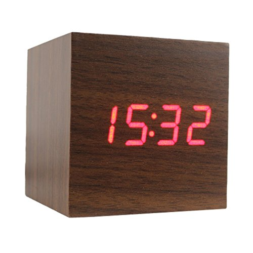Dianoo-Cube-Wood-Led-Alarm-Clock-Time-Temperature-Date-Sound-Control