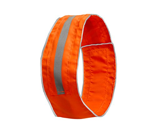 spot-the-dog-easy-fastening-dog-collar-medium-florescent-orange