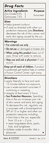 EltaMD UV Clear Tinted Facial Sunscreen Broad-Spectrum SPF 46 for Sensitive or Acne-Prone Skin, Oil-free, Dermatologist-Recommended Mineral-Based Zinc Oxide Formula, 1. 7 oz