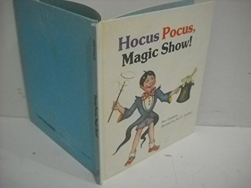 Hocus Pocus, Magic Show (Giant First-Start Reader) (Pocus Magic Hocus)