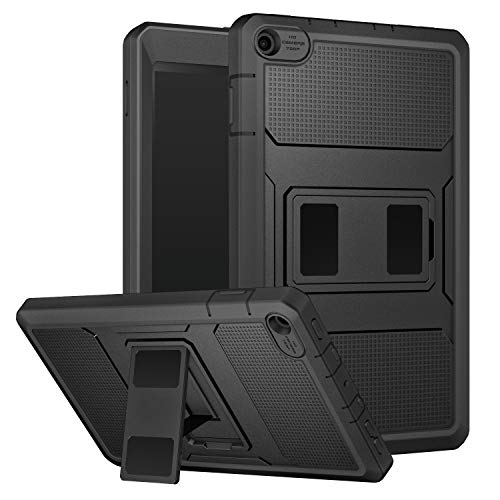MoKo Case for All-New Amazon Fire HD 8 Tablet (7th and 8th Generation, 2017 and 2018 Release) - [Heavy Duty]...