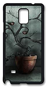 3D Stone Easter Thanksgiving Personlized Masterpiece Limited Design PC Black Case for Samsung Galaxy Note 4 by Cases & Mousepads