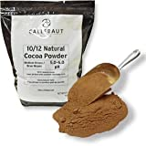 Callebaut Natural 10/12 Cocoa Powder 4 Lb (2 Pack)
