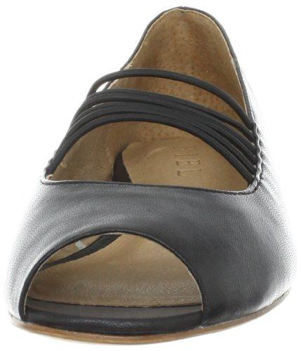 Fiel Kvinners Beaupre Ballett Flat Svart