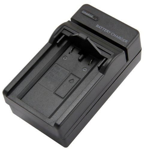 (STK EN-EL1 Charger for Nikon Coolpix 5700, 4300, 8700, 5000, 5400, 4500, 995, 4800, 885, 775, 880, e5700, e4300, e8700, e5000, e995, MH-53, e5400, e4500, e4800, e880, e885, e775, Konica Minolta DIMAGE A200)