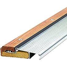 Adjustable 4-9/16\  Wide Aluminum and Hardwood Inswing Door Threshold - #99085  sc 1 st  Amazon.com & Amazon.com: Custom Door Thresholds
