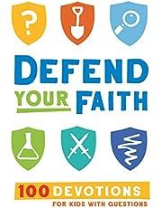 Defend Your Faith Devotional