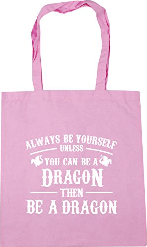 Shopping you 10 HippoWarehouse dragon then Bag Pink unless Gym 42cm can yourself a be be be dragon x38cm a Classic Always Beach Tote litres RqqwFrIx6