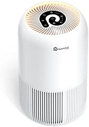 HEPA Air Purifier - Dreamegg Air Purifier for Home Bedroom, 100% Ozone Free Odor Allergen Eliminator with 360°