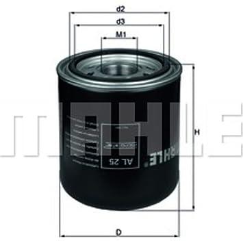 knecht al cartucho de 25 secador de aire, sistema de aire comprimido: Amazon.es: Coche y moto