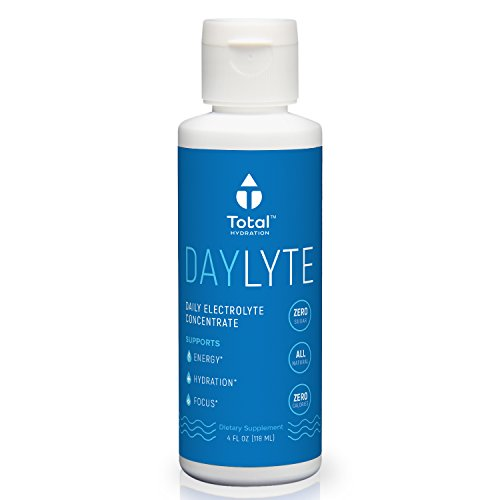 Natural Electrolyte Concentrate Solution – Hydration Supplement – #1 Ranked – Rehydration for Endurance Sports, Exercise & Alcohol – w/Salt, Magnesium, Potassium & Trace Minerals – Vegan, Non-GMO,