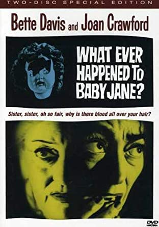 What Ever Happened to Baby Jane? image cover