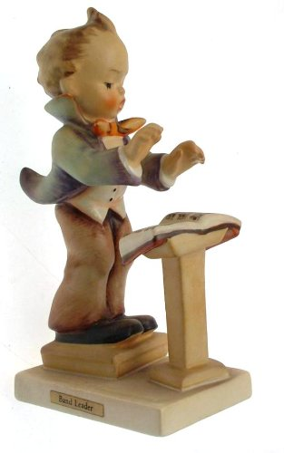 Hummel c1964 Goebel Band Leader Figure 129 NEGR124