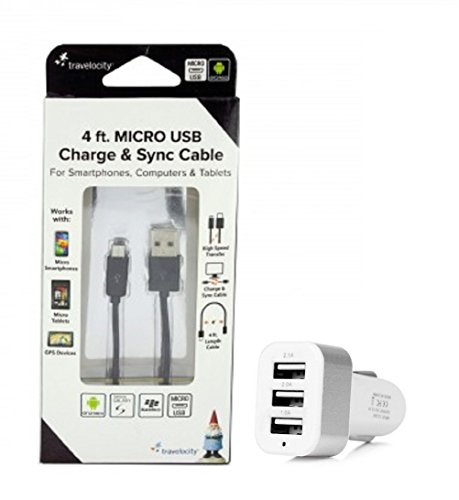 travelocity-car-charger-fast-charge-3-port-usb-car-charger-micro-usb-cable-black