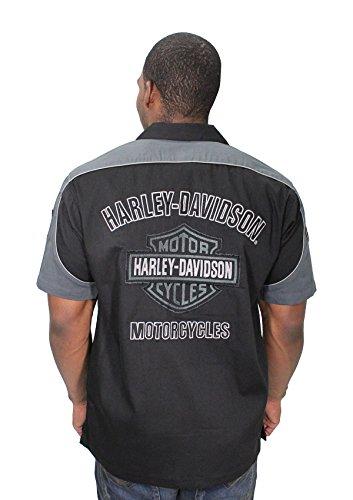 Harley Davidson Shirt Jacket - 4