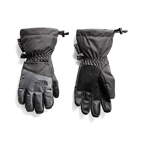 The North Face Kids Unisex Montana Gore-Tex¿ Gloves (Big Kids) Graphite Grey/Tnf Medium Grey Heather LG