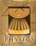 Fundamentals of College Physics, Nolan, Peter J., 0697243923