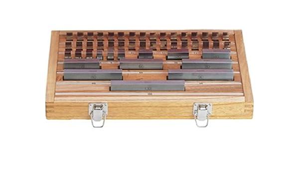 FORMAT - Jgo.Calibres Prismát.87Pzdin En Iso3650/0: Amazon.es: Bricolaje y herramientas