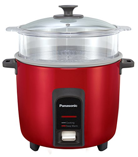 Panasonic Uncooked Automatic Cooker Steamer
