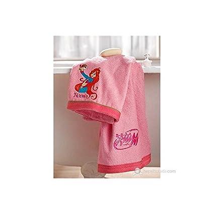Serra Home Hotel y Spa L P Winx Bloom toalla de baño toalla de 70 x 130
