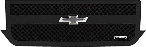 T-Rex Grilles 51131 Upper Class Series Black Grille (Chevrolet Silverado 1500) (Series Class Upper)
