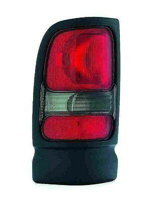 94-01 Dodge Ram Truck 1500 DRIVER Taillight NEW 94-02 Dodge Ram Truck (1500 Truck Side Lights)