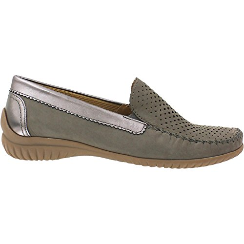 Gabor Women's 86.094 Taupe Nubuck Soft/Metallic 6 B for sale  Delivered anywhere in USA