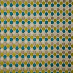 Pindler Oberon Peacock Fabric by The Yard