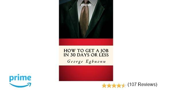 get a job review