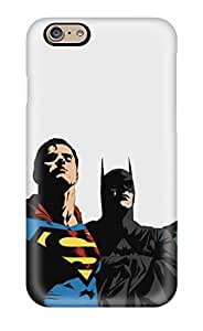 Hot Style HlFplLJ4617GMGCY Protective Case Cover For Iphone6(justice League)
