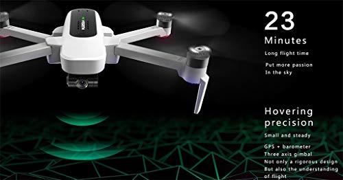 Dearprias Zino H117S Quadcopter Drone 4K Camera GPS WiFi FPV Waypoint 3 Axis Gimbal (White) by Dearprias (Image #3)