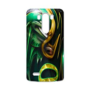 Distinctive green Christmas sweater Cell Phone Case for LG G3