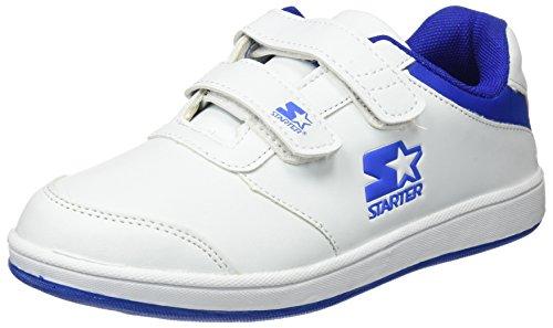 Starter Lena, Zapatillas de Deporte para Mujer Varios colores (Blanco / Royal)