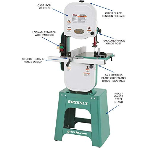 Buy woodworking bandsaw reviews