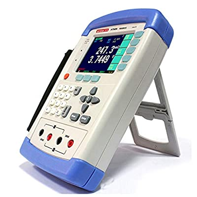 Handheld AC Milliohm Meter Tester AT525 Resistance DC Voltage 0.001m Ohm 3.3