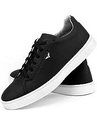 Sapatênis Touro Boots Basic Series Preto