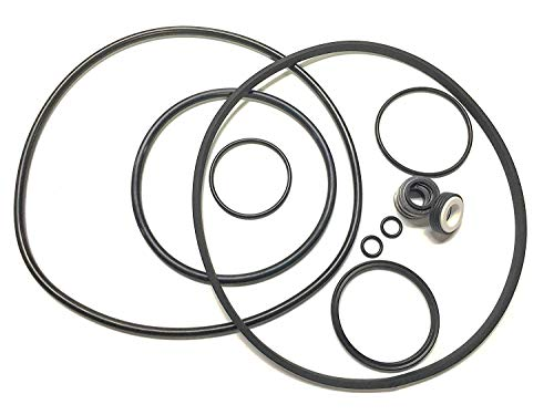 (Tiki Island Pool Express CHALLENGER Seal O-Ring Kit fits All Models of CHALLENGER Pool Pump)